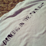 Text featured on the back of Guilford College's Serendipity 2014 t-shirt